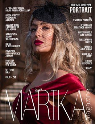 MARIKA MAGAZINE PORTRAIT (ISSUE 849 - APRIL)