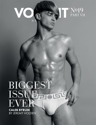 VOLANT Magazine #19 - BIGGEST ISSUE EVER Part VII