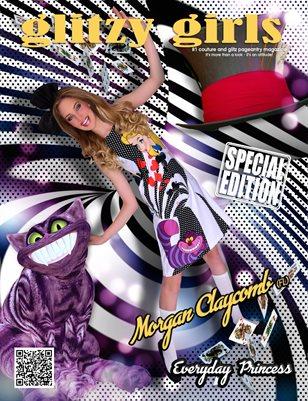 Glitzy Girls 2020 Summer Issue - Cover Morgan Claycomb