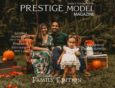 PRESTIGE MODELS MAGAZINE_Family Edition 2/11