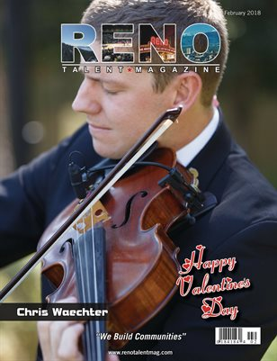 Reno Talent Magazine February 2018 Edition