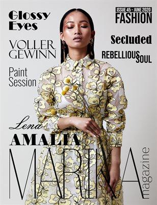 MARIKA MAGAZINE FASHION (June - issue 45)