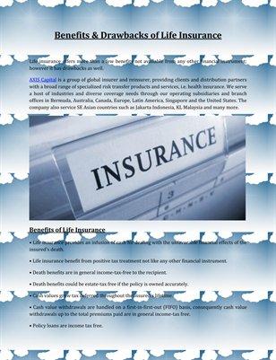 Benefits & Drawbacks of Life Insurance