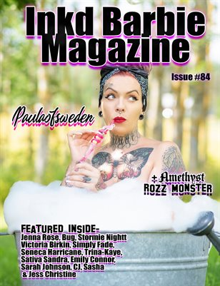 Inkd Barbie Magazine Issue #84 - Paulaofsweden
