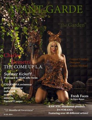 AVANT GARDE Magazine June 2014