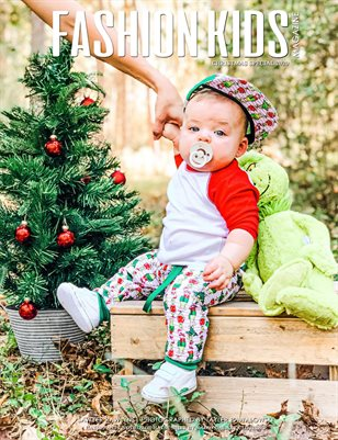 Fashion Kids Magazine | Issue #213 - Christmas Special #1