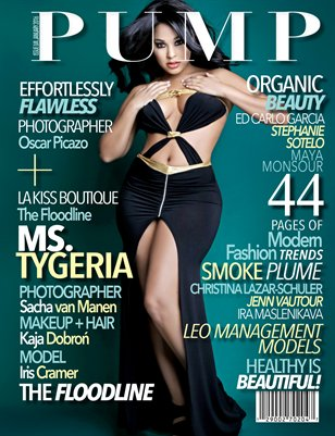 PUMP Magazine Fashion Issue 57