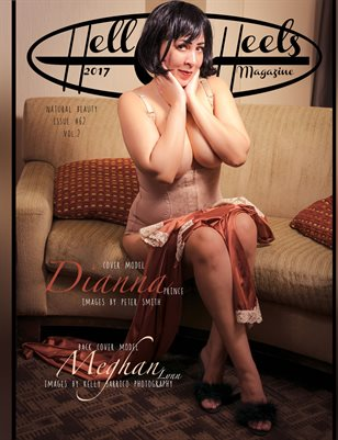 Hell on Heels Magazine November 2017 Issue #62 Natural Beauty Vol.2