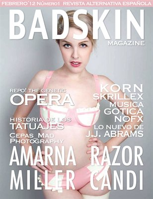Bad Skin Magazine #FEB2012