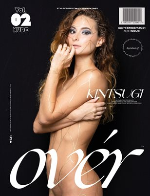 SEPTEMBER 2021 NUDE Issue (Vol – 02) | OVER Magazines