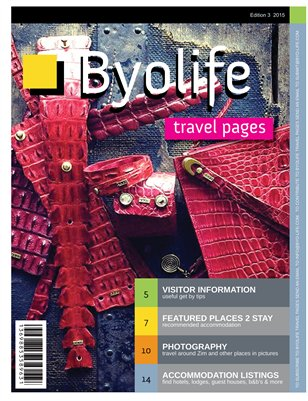 Byolife Travel Pages