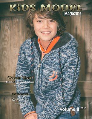 Kids Model Magazine Volume 2