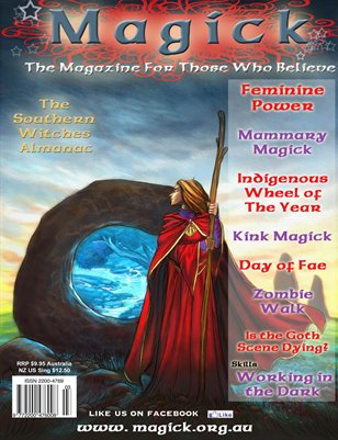 Magick Magazine 3
