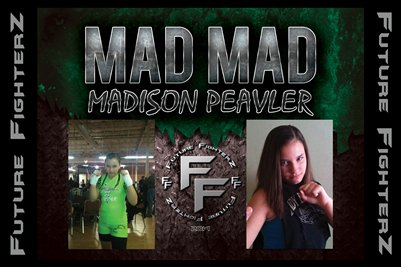 MAD MAD Madison Peavler Poster