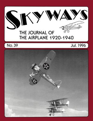 Skyways #39 - July 1996