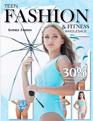 Teen Fashion & Fitness - Summer Fashion Issue