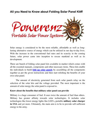 Powerenz Inc