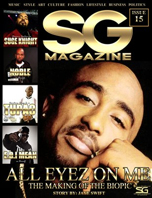 The Official Scrilla Guerillaz Magazine issue #15.2