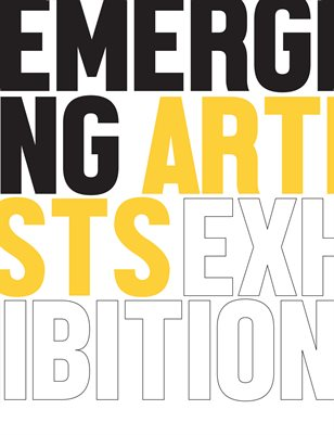 2019 Emerging Artists Exhibition