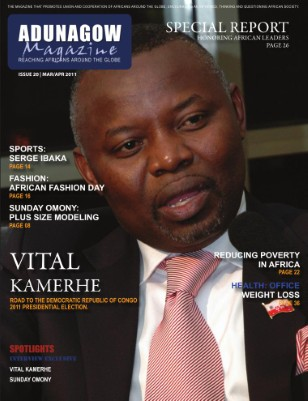 MAR/APR 2011 Issue