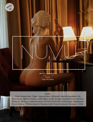 Nuvu Magazine Nude Book 52 Featuring Doğu Oba Özkan