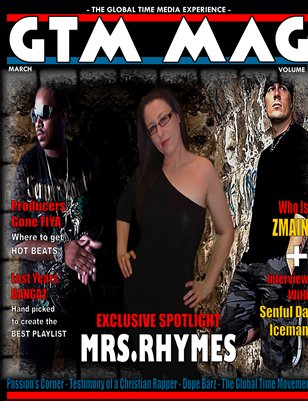 GTM Mag Vol 1 March