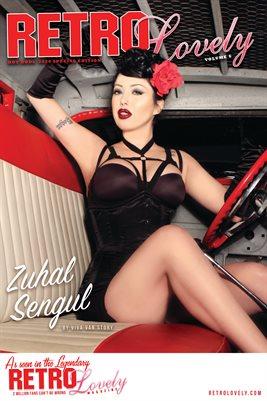 Zuhal Sengul Hot Rods 2020 Cover Poster