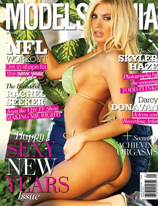 MODELSMANIA JANUARY 2013