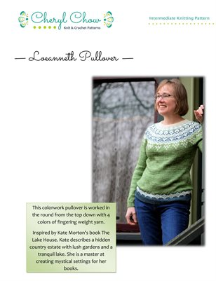 Loeanneth Pullover