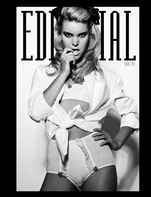 "Editorial-August ""Sexy Issue"""