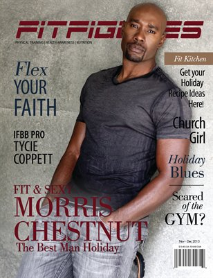 NOV/DEC 2013 - MORRIS CHESTNUT