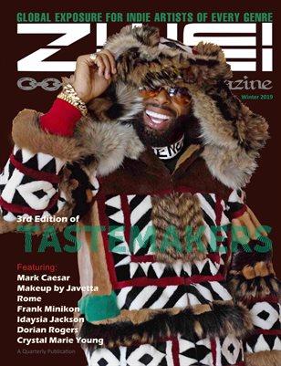 Zwei Winter 2019: Jon the Stylist