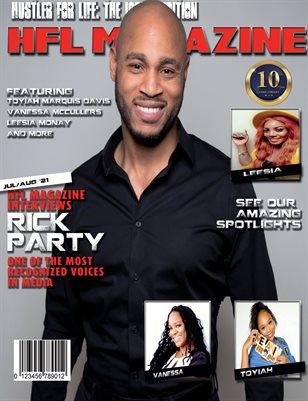 HFL Magazine: The Iconic Edition (10th Year Anniversary)