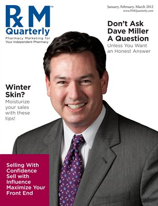 Pharmacy Marketing Quarterly January 2012
