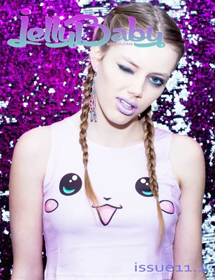 JellyBaby Issue 11 Vol 1