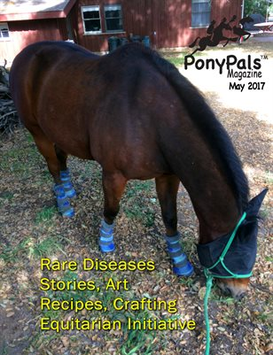 May 2017 Pony Pals Magazine -- Vol. 6 #12
