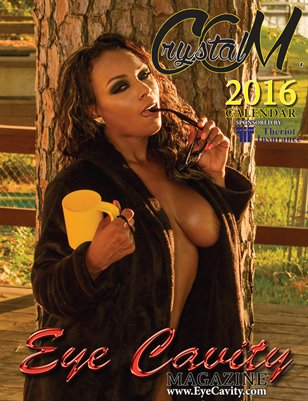 Crystal M. 2016 Eye Cavity Calendar