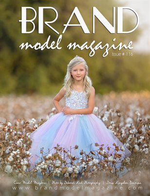 Brand Model Magazine  Issue # 116