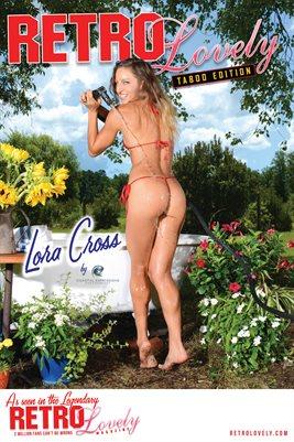 Lora Cross Cover Poster