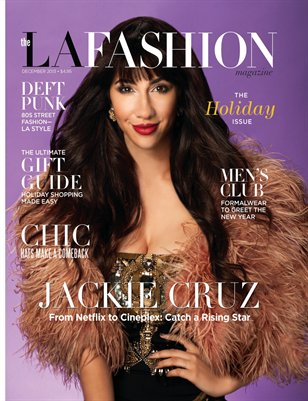 The LA Fashion magazine December 2013 issue