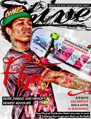 """Flow…Music…Swagg…Hip Hop's Newest Advocate"""