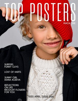 TOP POSTERS MAGAZINE- KIDS APRIL (Vol 266)