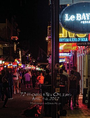 72 Hours in New Orleans
