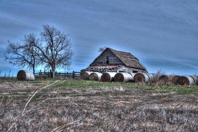 Central High Barn