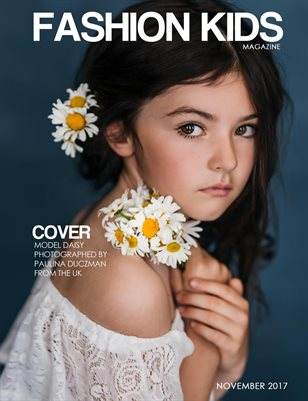 Fashion Kids Magazine | NOVEMBER TOP 50 2017