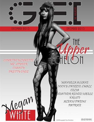 "December 2013 ""The Upper Echelon' Issue"