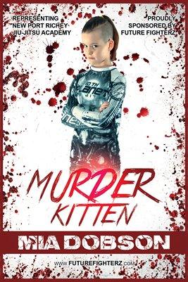 Mia Dobson Walking Dead Poster