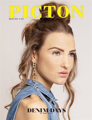 Picton Magazine MARCH  2020 N446 Cover 3