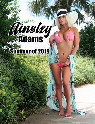 Ainsley Adams Summer of 2019