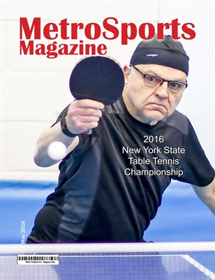 MetroSports Magazine NYSTT Special Issue